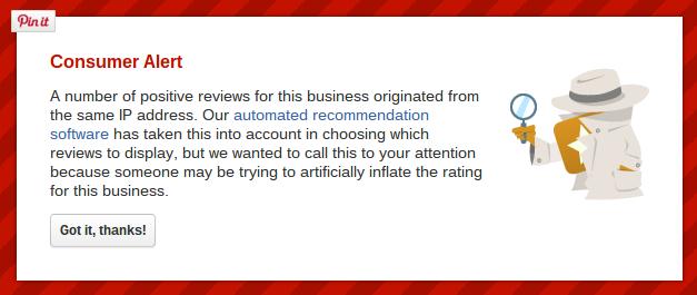 Yelp- קידום אתר באמצעות ביקורות חיוביות